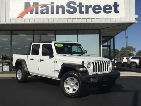 2020 Jeep Gladiator for sale at Speedway Dodge in Lansing KS