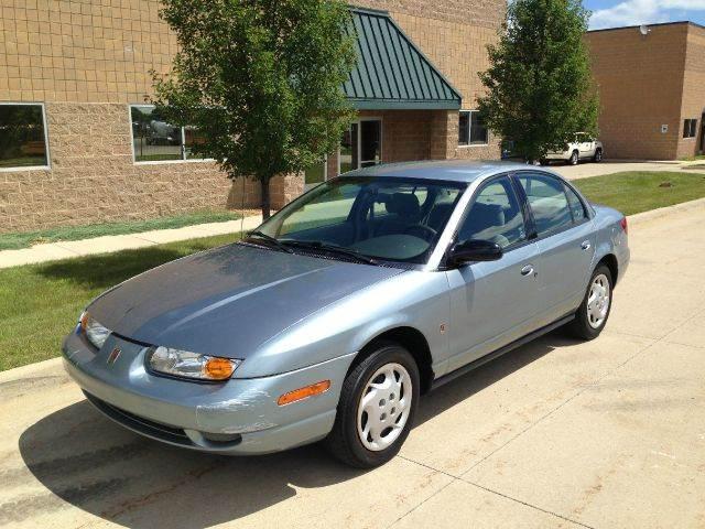 2002 Saturn S Series Sl2 In Clinton Township Mi Makdisi Motors
