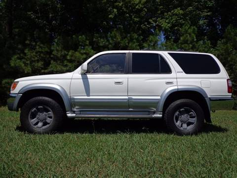 1997 Toyota 4Runner for sale in Saluda, VA