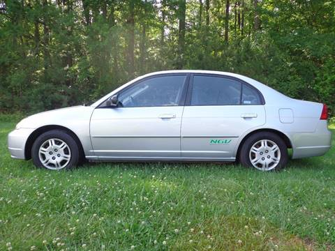 2002 Honda Civic for sale in Saluda, VA