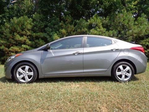2013 Hyundai Elantra for sale in Saluda, VA