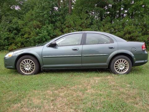 2004 Chrysler Sebring for sale in Saluda, VA