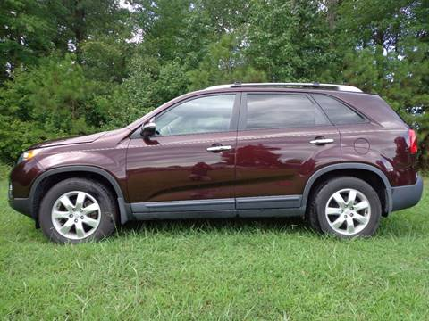 2012 Kia Sorento for sale in Saluda, VA