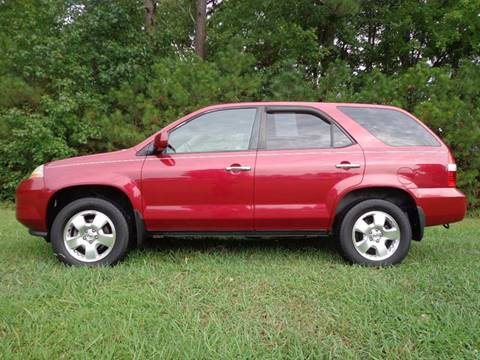 2003 Acura MDX for sale in Saluda, VA