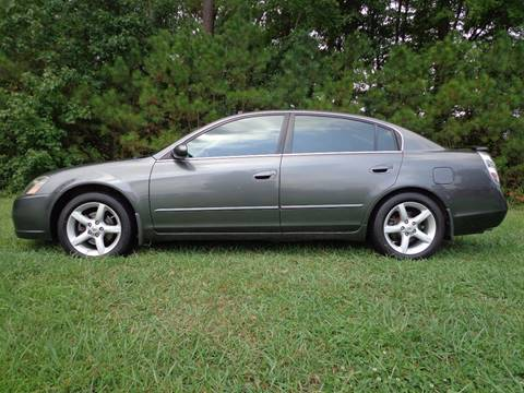 2006 Nissan Altima for sale in Saluda, VA
