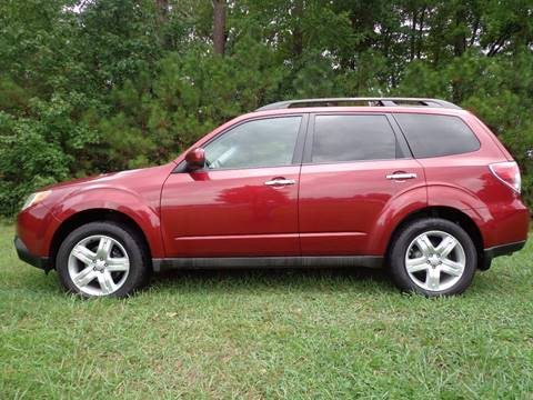 2010 Subaru Forester for sale in Saluda, VA