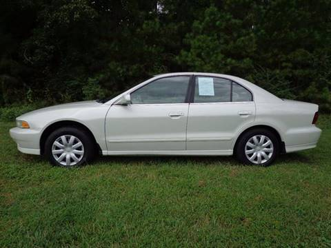 2001 Mitsubishi Galant for sale in Saluda, VA