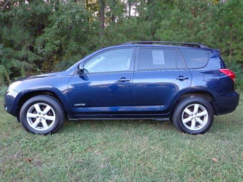 2007 Toyota RAV4 for sale in Saluda, VA