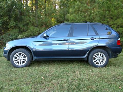 2004 BMW X5 for sale in Saluda, VA