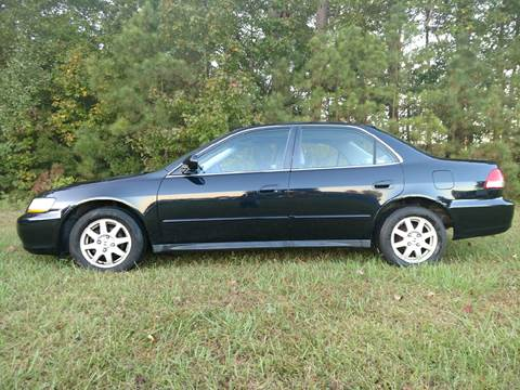 2002 Honda Accord for sale in Saluda, VA