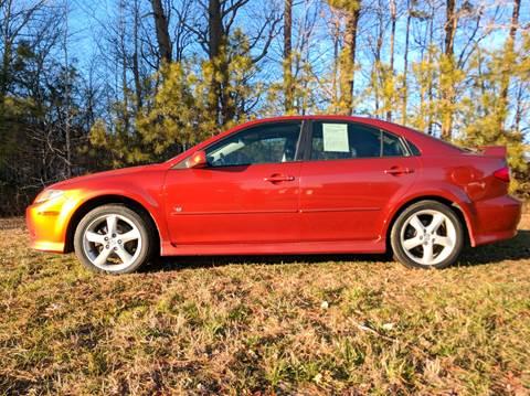 Mazda MAZDA6 For Sale in Saluda, VA - Harris Motors Inc