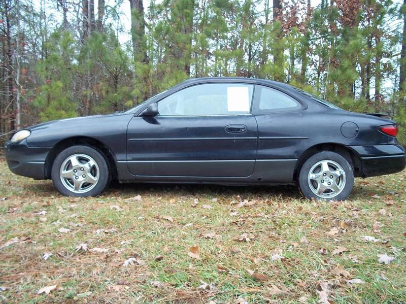 2000 ford escort zx2 2dr coupe in saluda va harris. Black Bedroom Furniture Sets. Home Design Ideas