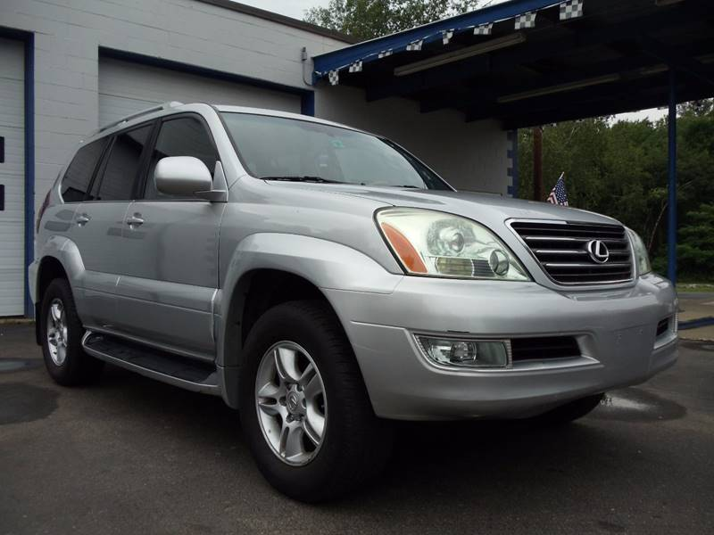 2006 Lexus GX 470 4dr SUV 4WD - Kingston NH