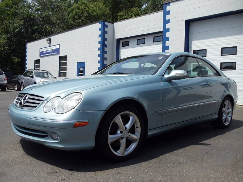 2004 Mercedes-Benz CLK CLK 320 2dr Coupe - Kingston NH