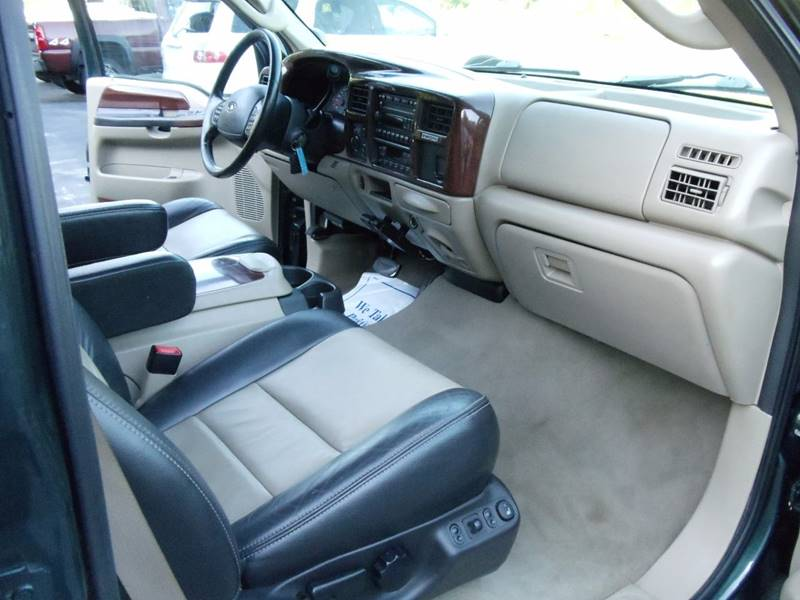 2005 Ford Excursion Eddie Bauer 4WD 4dr SUV - Kingston NH
