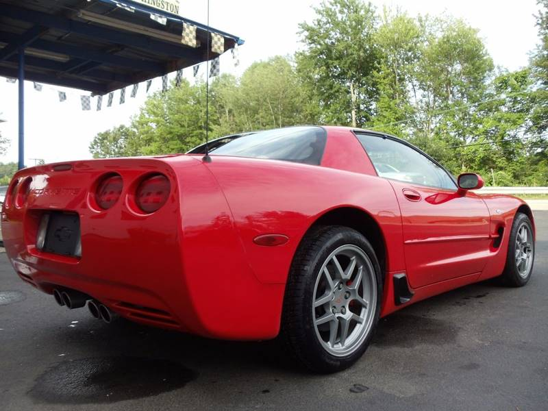 2002 Chevrolet Corvette Z06 2dr Coupe - Kingston NH