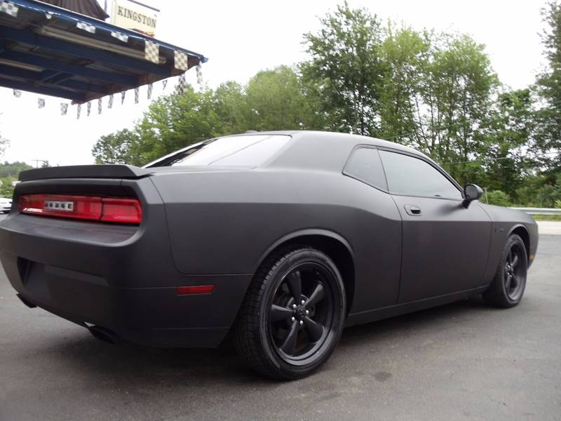2010 Dodge Challenger R/T Classic 2dr Coupe - Kingston NH