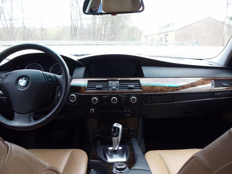 2009 BMW 5 Series AWD 535i xDrive 4dr Sedan - Kingston NH