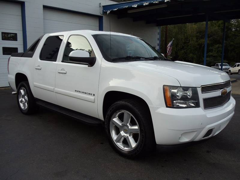 2007 Chevrolet Avalanche LT 1500 4dr Crew Cab 4WD SB - Kingston NH