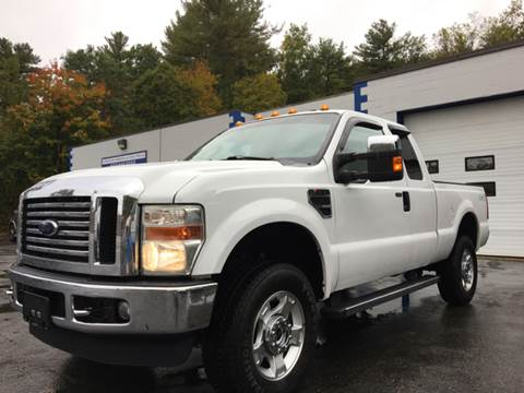 2010 Ford F-350 Super Duty for sale in Kingston, NH