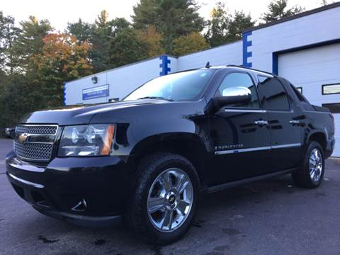 2009 Chevrolet Avalanche for sale in Kingston, NH