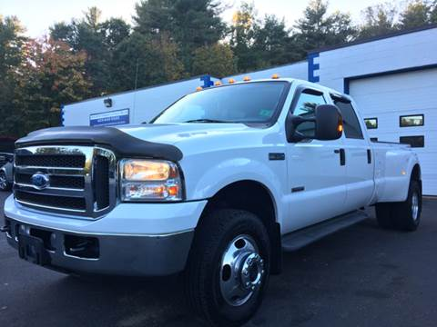 2005 Ford F-350 Super Duty for sale in Kingston, NH