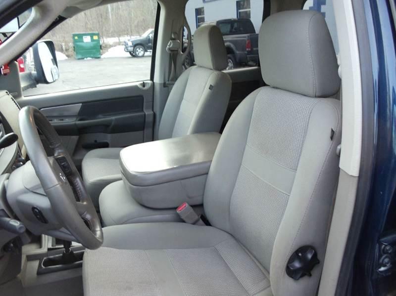 2007 Dodge Ram Pickup 2500 SLT 4dr Quad Cab 4x4 SB - Kingston NH