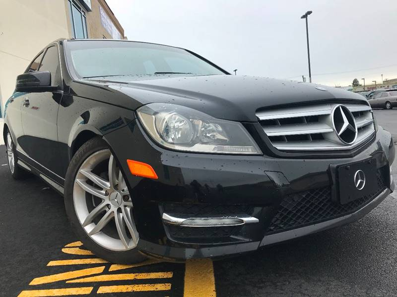 sport awd detail at benz used class navigation c mercedes