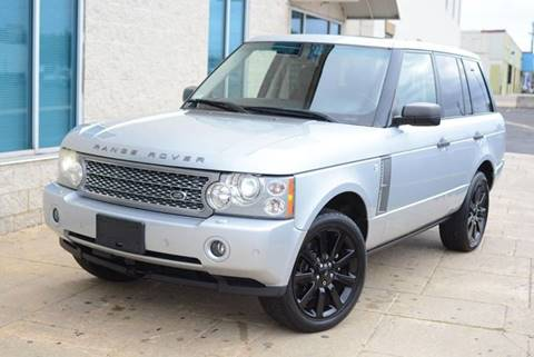 2006 Land Rover Range Rover for sale in Philadelphia, PA