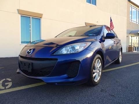 2012 Mazda MAZDA3 for sale in Philadelphia, PA