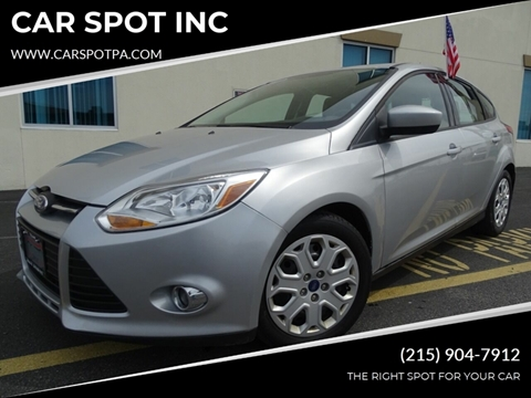 2012 Ford Focus for sale in Philadelphia, PA