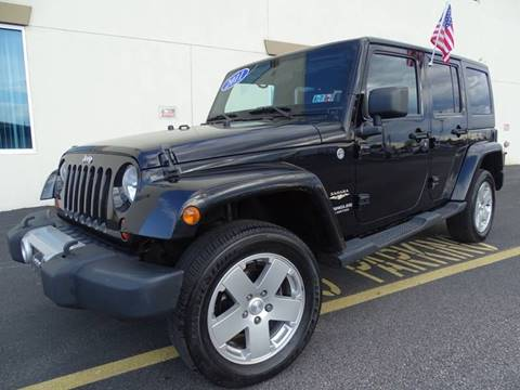 2011 Jeep Wrangler Unlimited for sale in Philadelphia, PA