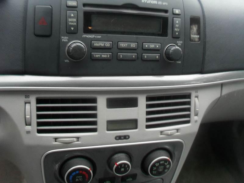 2006 Hyundai Sonata Gls V6 4dr Sedan In Sorrento La Best Buy Used Cars