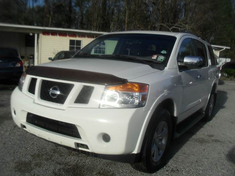 2010 Nissan Armada Se 4x2 4dr Suv In Sorrento La Best Buy Used Cars
