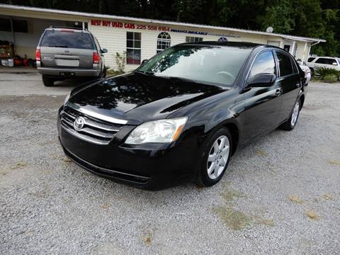 2007 Toyota Avalon for sale in Sorrento, LA
