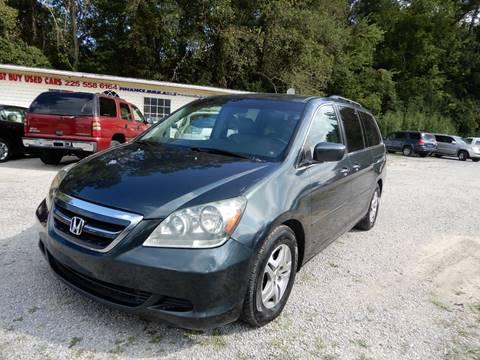 2006 Honda Odyssey for sale in Sorrento, LA