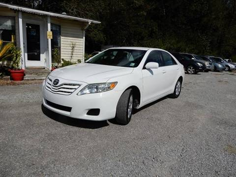 2011 Toyota Camry for sale in Sorrento, LA