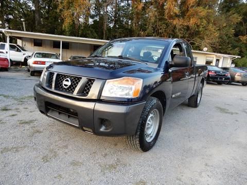 2008 Nissan Titan for sale in Sorrento, LA