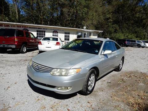 2002 Toyota Camry Solara for sale in Sorrento, LA