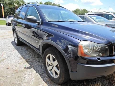 2006 Volvo XC90 for sale at B&B AUTO RTO LLC in Sorrento LA