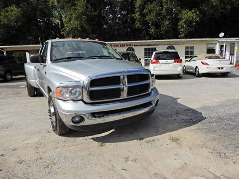 2005 Dodge Ram Pickup 3500 for sale at B&B AUTO RTO LLC in Sorrento LA