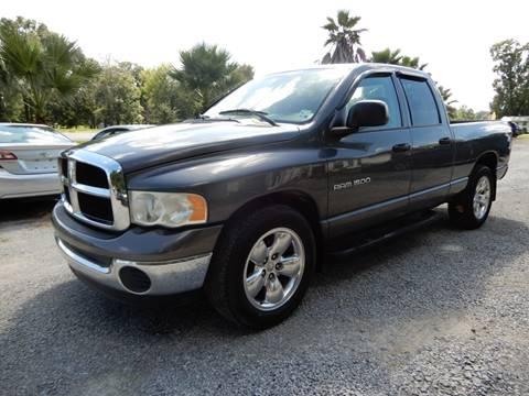 2004 Dodge Ram Pickup 1500 for sale at B&B AUTO RTO LLC in Sorrento LA