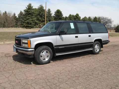 1993 GMC Suburban for sale in Marion, SD