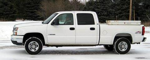 2007 Chevrolet Silverado 1500HD Classic for sale in Marion, SD