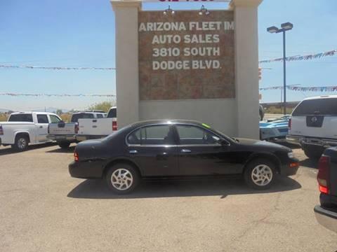 1999 Nissan Maxima for sale in Tucson, AZ