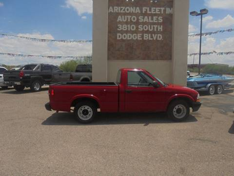 2003 Chevrolet S-10 for sale in Tucson, AZ