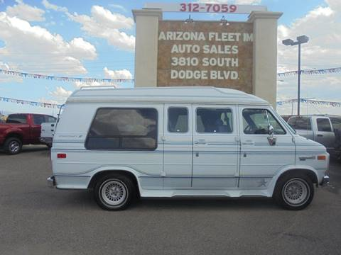 1991 GMC Vandura For Sale In Tucson AZ