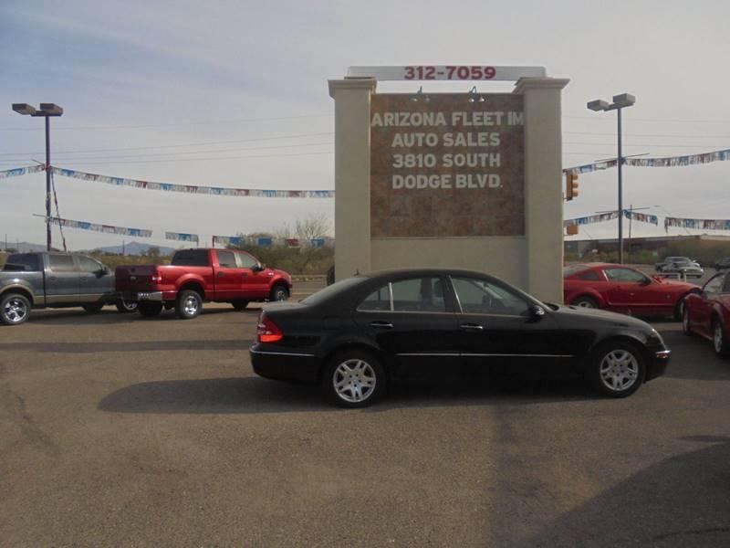 2005 mercedes benz e class e 320 in tucson az arizona for Mercedes benz tucson az