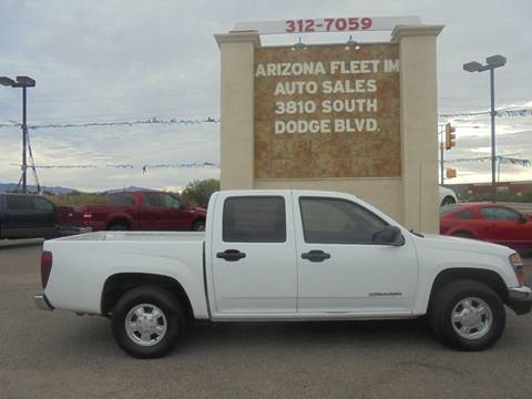 2005 GMC Canyon for sale in Tucson, AZ
