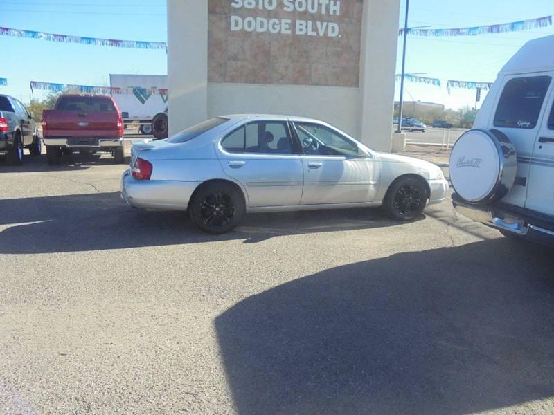 2000 Nissan Altima For Sale At ARIZONA FLEET IM In Tucson AZ